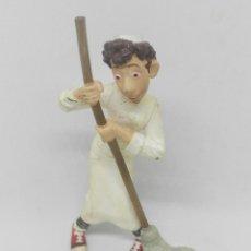 Figuras de Goma y PVC: FIGURA PVC ALFREDA LINGUINI. Lote 126796243