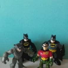 Figuras de Goma y PVC: LOTE 9 FIGURAS SUPER HERO SQUAD.. Lote 124038339