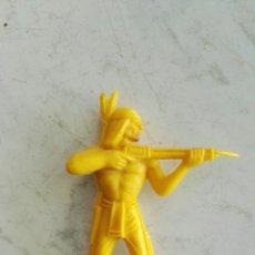 Figuras de Goma y PVC: ANTIGUA FIGURA INDIO OESTE COMANSI. Lote 127216731