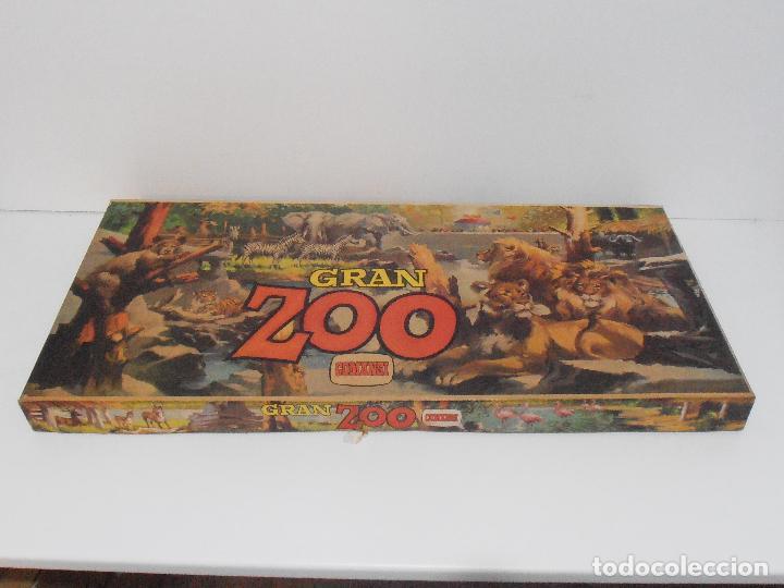 Figuras de Goma y PVC: ESPECTACULAR GRAN ZOO DE COMANSI, NUEVO A ESTRENAR, PIEZAS Y ANIMALES EN BOLSA SIN JUGAR - Foto 9 - 127227079