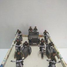 Figuras de Goma y PVC: DESFILE MOTORIZADO TEIXIDO. Lote 127346299