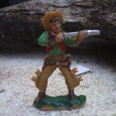 Figuras de Goma y PVC: VAQUERO DE LAFREDO . Lote 127454015