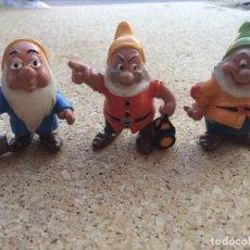 Figuras de Goma y PVC: FIGURAS DE ENANITOS - COMICS SPAIN. Lote 127485051