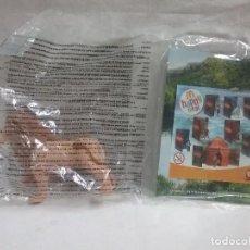 Figuras de Goma y PVC: FIGURA MUÑECO SERIE NARNIA MCDONALD'S HAPPY MEAL EN SU BLISTER SIN ABRIR . Lote 127492311