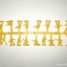 Figuras de Goma y PVC: MONTAPLEX - COLADA DE COREANOS DEL SOBRE Nº 162 COREA DEL SUR - AMARILLA CON NOMENCLATURA. Lote 143989829