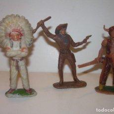 Figuras de Goma y PVC: ANTIGUAS FIGURAS.. Lote 127557311