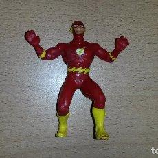 Figuras de Goma y PVC: FIGURA FLASH SUPERHÉROES DC COMICS COMICS SPAIN 1991 THE FLASH SUPER HÉROES PVC. Lote 175253918