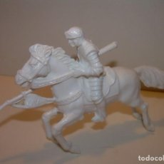 Figuras de Goma y PVC: FIGURA CABALLERO DEL DETERGENTE...AJAX.. Lote 127761215