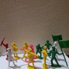 Figuras de Goma y PVC: SOLDADOS COMANSI. Lote 128057516