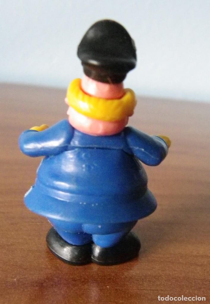Figuras Kinder: FIGURA COMISARIO O´HARA - KINDER - AÑOS 80 - Foto 2 - 128151791