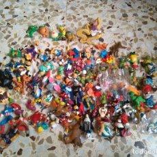 Figuras de Goma y PVC: GRAN COLECCIÓN DE FIGURAS DE GOMA Y PVC. BULLY, SCHLEICH, COMICSPAIN, ETC... Lote 128155743