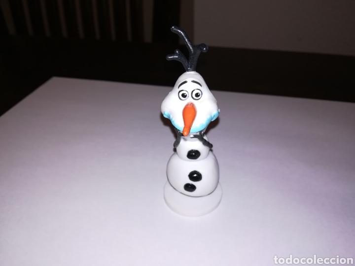 WALT DISNEY OLAF FIGURA PVC MUÑECO DE NIEVE FROZEN (Juguetes - Figuras de Goma y Pvc - Otras)