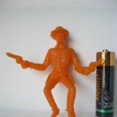 Figuras de Goma y PVC: FIGURA VAQUERO COWBOY JINETE COMANSI VER FOTO ADICIONAL. Lote 128246479