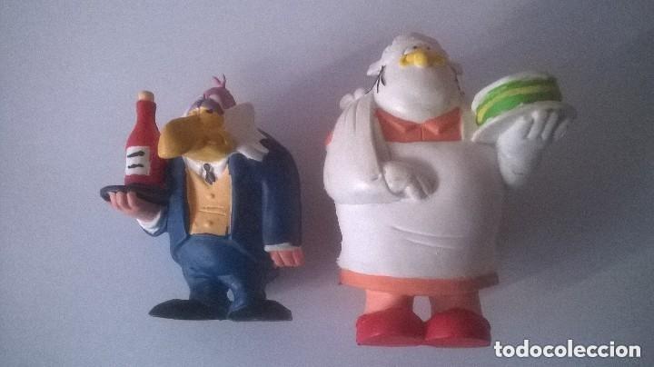 Figuras de Goma y PVC: DUCKULA COSGROVE STARTOYS STAR TOYS TV SERIES VINTAGE BOLSA CON 6 Un (IGOR- NANNY) PVC/GOMA - Foto 2 - 129669196