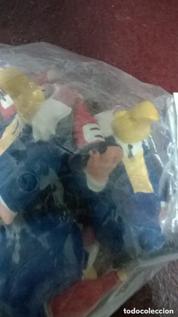 Figuras de Goma y PVC: DUCKULA COSGROVE STARTOYS STAR TOYS TV SERIES VINTAGE BOLSA CON 6 Un (IGOR- NANNY) PVC/GOMA - Foto 5 - 129669196