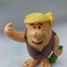 Figuras de Goma y PVC: PEDRO MARMOL,FIGURA GOMA MINILAND 1990. Lote 128336506