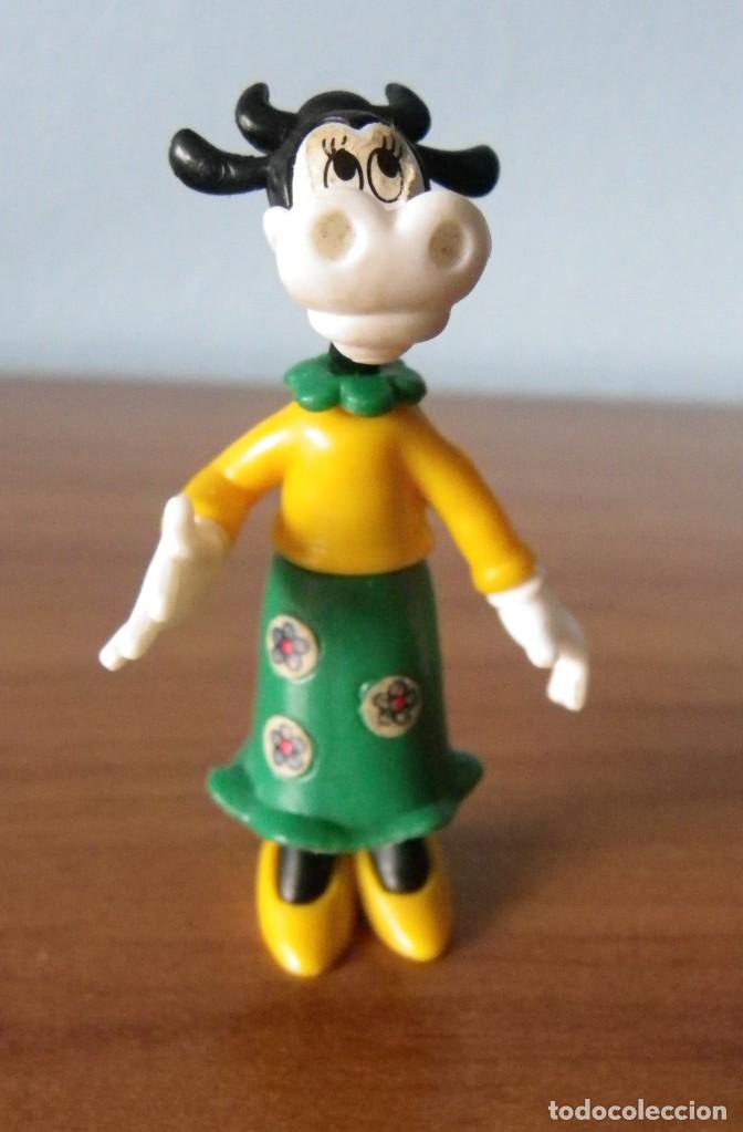 FIGURA CLARABELLA - KINDER DISNEY - AÑOS 80 (Juguetes - Figuras de Gomas y Pvc - Kinder)