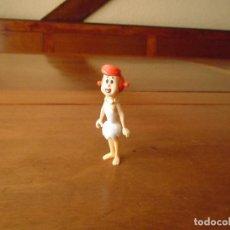 Figuras de Goma y PVC: FIGURA DE BILMA DE LOS PICAPIEDRA. Lote 128459655