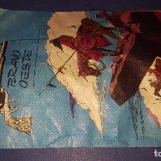 Figuras de Goma y PVC: MONTAPLEX BRAVO OESTE. Lote 128475663