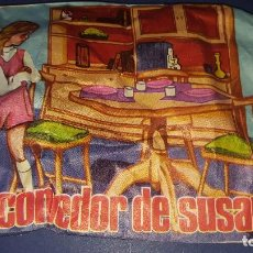 Figuras de Goma y PVC: MONTAPLEX EL COMEDOR DE SUSANA . Lote 128475739