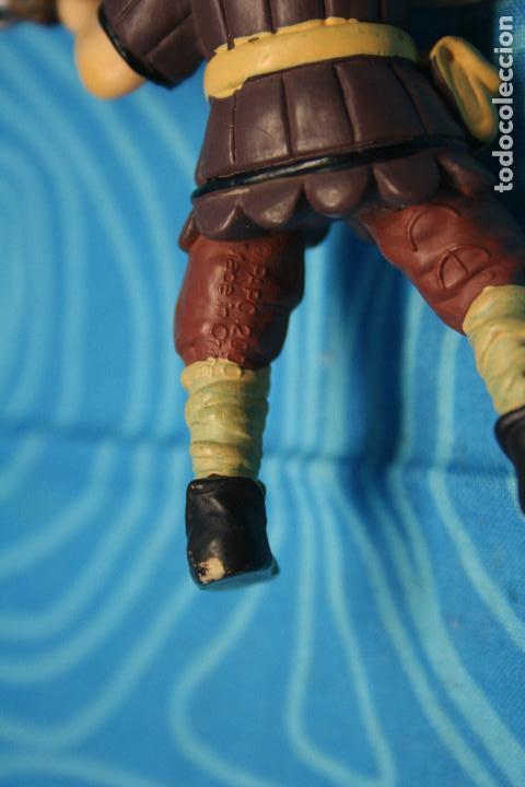 Figuras de Goma y PVC: FIGURA GOMA PAPO CABALLERO MEDIEVAL - Foto 5 - 128527967