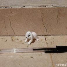 Figure di Gomma e PVC: FIGURA - PERRO BLANCO - PVC. Lote 128679831