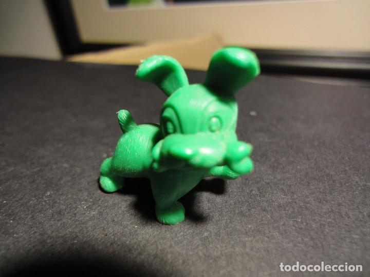 Figuras de Goma y PVC: Figura IDEAFIX (Asterix y Obelix). Dunkin Chicles Premium. Años 70. Original y buen estado - Foto 4 - 128738875