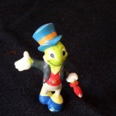 Figuras de Goma y PVC: FIGURA PEPITO GRILLO,DISNEY APLAUSE.. Lote 128741671