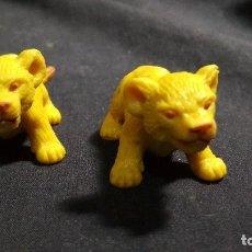 Figuras de Goma y PVC: CACHORROS DE LEON DE COMANSI VER FOTOS. Lote 128837139