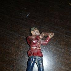 Figuras de Goma y PVC: SOLDADO DE GOMA DE GOMA. Lote 129025992