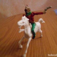 Figuras de Goma y PVC: VAQUERO DE REIGON.. Lote 129181263