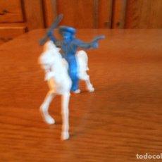 Figuras de Goma y PVC: VAQUERO DE REIGON.. Lote 129181631