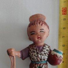 Figuras de Goma y PVC: ANTIGUA FIGURA PARA PORTAL BELEN NACIMIENTO CABEZON TIPO PECH FERRANDIZ CABEZONES MÁS EN VENTA. Lote 129337987