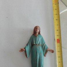 Figure di Gomma e PVC: ANTIGUA FIGURA PARA PORTAL BELEN NACIMIENTO TIPO PECH FERRANDIZ OLIVER. Lote 129338919
