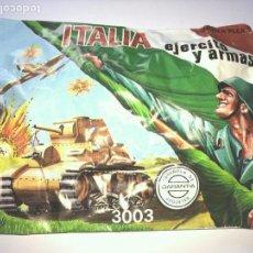 Figuras de Goma y PVC: SOBRE MONTAPLEX Nº 3003 ITALIA - EJERCITO Y ARMAS - SOBRE CERRADO. Lote 132206679