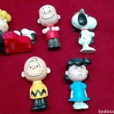 Figuras de Goma y PVC: SNOOPY HAPPY MEAL MCDONALDS. Lote 129426664