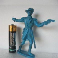 Figuras de Goma y PVC: FIGURA GOMA GENERAL YANQUI COMANSI VER FOTO ADICIONAL. Lote 129439327