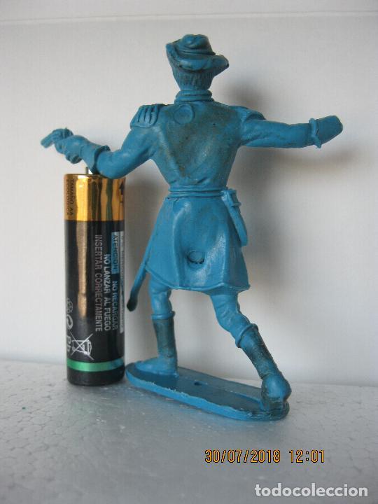 Figuras de Goma y PVC: FIGURA GOMA GENERAL YANQUI COMANSI VER FOTO ADICIONAL - Foto 2 - 129439327