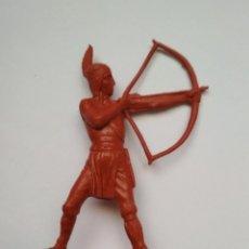Figuras de Goma y PVC: FIGURA INDIO 60MM. Lote 129554947