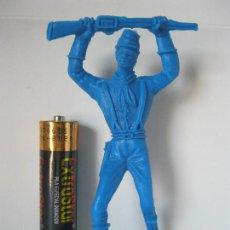 Figuras de Goma y PVC: FIGURA SOLDADO YANQUI COMANSI PECH REAMSA JECSAN ????? VER FOTO ADICIONAL . Lote 129572999