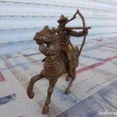 Figuras de Goma y PVC: LOS HUNOS DE JECSAN. Lote 129642411
