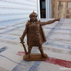 Figuras de Goma y PVC: LOS HUNOS DE JECSAN. Lote 129642575