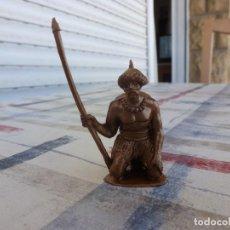 Figuras de Goma y PVC: LOS HUNOS DE JECSAN. Lote 129642691