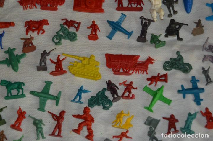 Figuras de Goma y PVC: VINTAGE - LOTAZO DE FIGURAS / FIGURITAS Y ACCESORIOS MONTAPLEX - MADE IN SPAIN - ¡Mira! - Foto 9 - 130043319