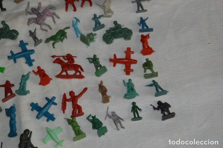 Figuras de Goma y PVC: VINTAGE - LOTAZO DE FIGURAS / FIGURITAS Y ACCESORIOS MONTAPLEX - MADE IN SPAIN - ¡Mira! - Foto 14 - 130043319