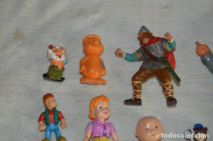 Figuras de Goma y PVC: LOTAZO DE FIGURAS DE GOMA Y PVC - MUY VARIADAS - MUCHAS FIGURAS DIFERENTES - HAZ OFERTA - ENVÍO 24H - Foto 2 - 130043539
