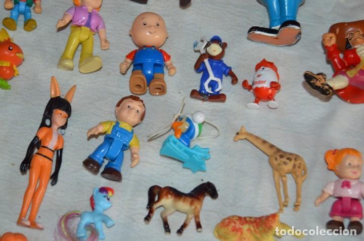 Figuras de Goma y PVC: LOTAZO DE FIGURAS DE GOMA Y PVC - MUY VARIADAS - MUCHAS FIGURAS DIFERENTES - HAZ OFERTA - ENVÍO 24H - Foto 7 - 130043539