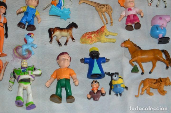 Figuras de Goma y PVC: LOTAZO DE FIGURAS DE GOMA Y PVC - MUY VARIADAS - MUCHAS FIGURAS DIFERENTES - HAZ OFERTA - ENVÍO 24H - Foto 10 - 130043539