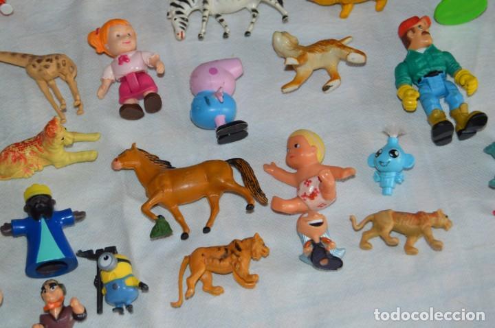 Figuras de Goma y PVC: LOTAZO DE FIGURAS DE GOMA Y PVC - MUY VARIADAS - MUCHAS FIGURAS DIFERENTES - HAZ OFERTA - ENVÍO 24H - Foto 11 - 130043539