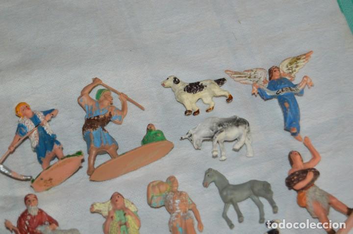 Figuras de Goma y PVC: Vintage - LOTAZO - FIGURAS Y ACCESORIOS BELEN - OLIVER, PUIG, PECH, REAMSA, GOMARSA - ENVÍO 24H - L1 - Foto 4 - 130043811